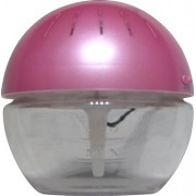 Fabulous Aire Revitalisers Pink Dome - With 7 Lights