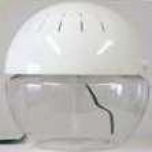 Fabulous Aire Revitalisers White Dome - With 7 Lights